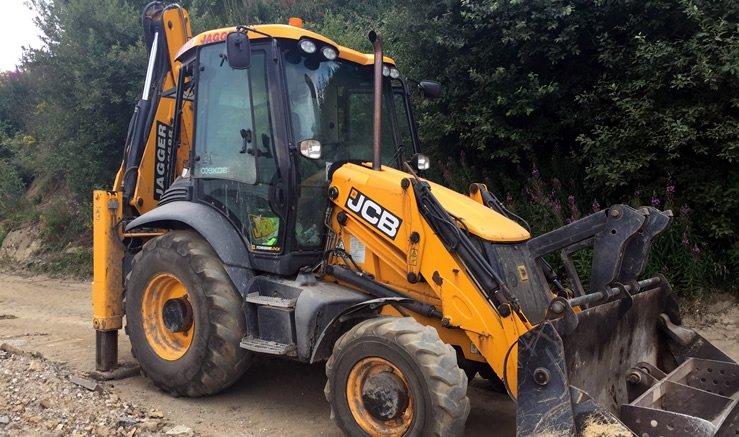 180 excavator training