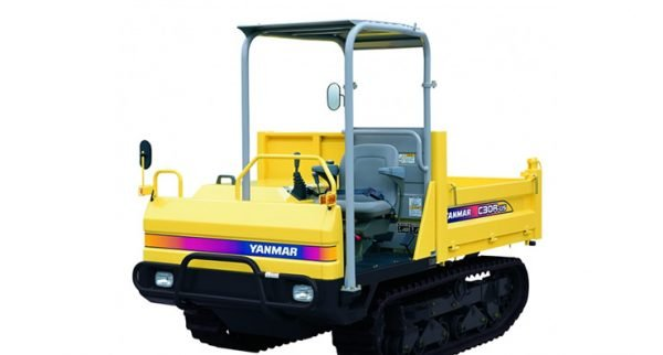 Forward Tipping Dumper tracked training